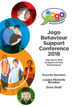 Courses run by Jogo Behaviour Support